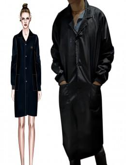 2020 new design ESD anti-static coat