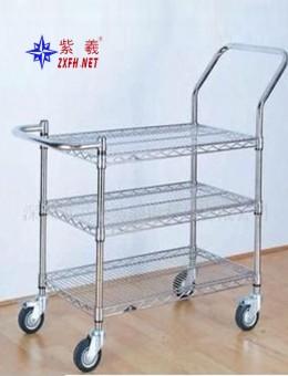 Antistatic trolley rack