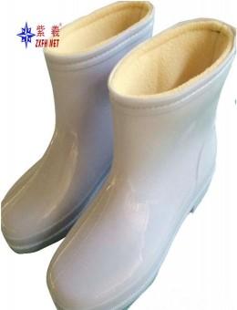 17公分低帮棉雨鞋