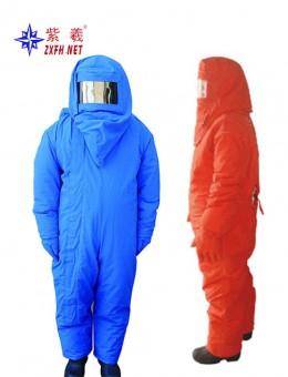 耐低温液氮服防护服